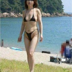 40手前のオバサン熟女がエロい体見せてくれる画像をご覧ください[15枚]