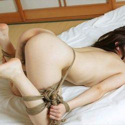 23歳くらいの新妻が縛られながらエッチな事してくれる画像で今からオナニーしてくる[15枚]