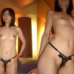 40手前のオバサン熟女がエロ下着でHな事してくれる画像が即ヌキ確実ww[24枚]