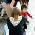 20代新妻が油断して下着がみえてる画像でシコシコしましょう[15枚]