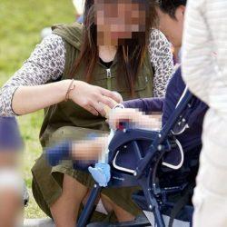 23歳くらいの人妻がパンティ見えちゃってる画像、今週のまとめ[15枚]