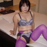 30代のおばさん熟女がラブホテルでエッチなボディを見せてくれる画像って、つい見ちゃうよね[15枚]