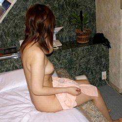 若くて可愛い若奥さんがラブホテルでSEXYになった画像をじっくり楽しむスレ[15枚]