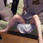 30代の団地妻が油断して下着がみえてる画像をうp[13枚]