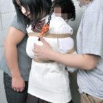 女子高コス娘が制服で縛りあげられて何度も調教されてイカされちゃう画像、俺氏が3回抜いたのがコチラ[22枚]