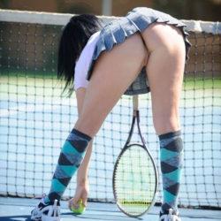 スポーツギャルが見方を変えればエロくなってる画像下さい[32枚]
