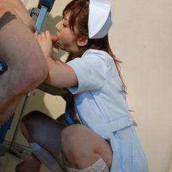 看護婦コス人妻がエロポーズで誘ってる画像、俺氏が3回抜いたのがコチラ[32枚]