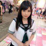 【画像+動画】原宿駅の近くで意気投合した色っぽいJKコス美女が制服姿で騎乗位で腰を振りまくる画像がたまらんエロさ[25枚]