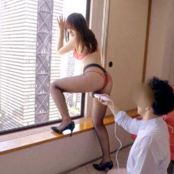 【画像+動画】32歳 胸も尻もエロいパイパンのアラサー人妻がストッキングでペロペロしてくれる画像、今週のまとめ[25枚]